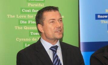 Žagars parakstīs terminēto LNO direktora darba līgumu un vienošanos