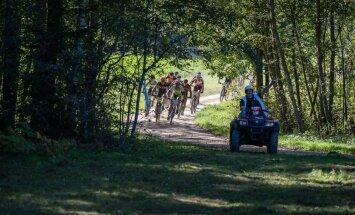 'Vivus.lv' MTB maratonu sezona atkal noslēgsies ar Latvijas-Igaunijas robežas šķērsošanu