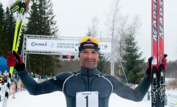 Bricis uzvar tradicionālajā slēpojumā 'Apkārt Alaukstam'