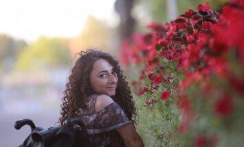 'Viss sākas ar mums pašiem'. Diāna Ponaskova par savu sūtību un dzīves baudīšanu