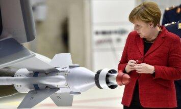 Cамые влиятельные женщины мира: Меркель— первая, Грибаускайте— 72-я