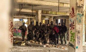 В Латвии набирает силу группировка национал-радикалов