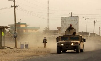 'Taleban' noraida miera sarunas ar Afganistānas valdību