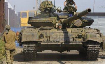 Latvijas ĀM pauž nosodījumu Krievijas bruņoto spēku iebrukumam Ukrainā