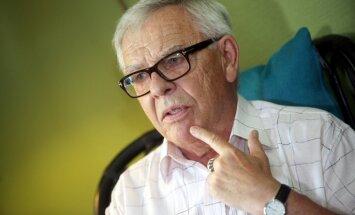Kuldīgas pusē sāksies filmas 'Vectēvs, kas bīstamāks par datoru' uzņemšana