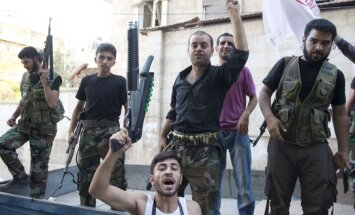 ASV uzslavē Krieviju par situācijas novērtējumu Sīrijā