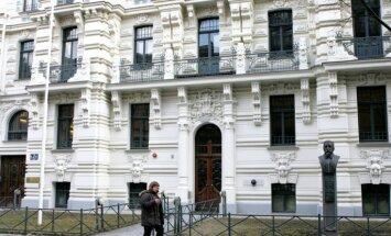 Šadurskis virzīs Pālzovu atkārtotai apstiprināšanai 'SSE Riga' rektora amatā