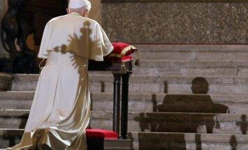 Romas pāvests Benedikts XVI