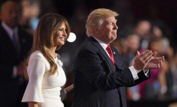Melānija Trampa apgalvo, ka vienmēr ievērojusi ASV imigrācijas likumus