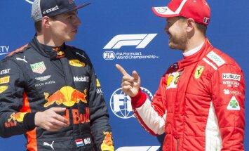 Fetels izcīna uzvaru Kanādas 'Grand Prix' kvalifikācijā