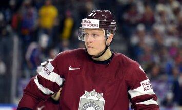 Ķēniņa pārstāvētā 'Lions' izcīna uzvaru pirmajā IIHF Čempionu līgas astotdaļfināla spēlē