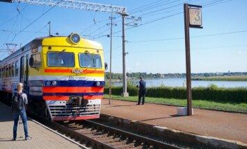 Laikraksts: iespējams, tiek plānota 'Pasažieru vilciena' valdes nomaiņa