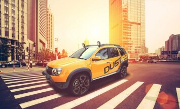 'Renault' afrikāņiem prezentējis 'Duster Detour' prototipu