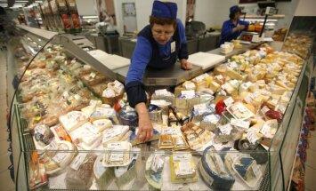Krievijā aizliedz siera produktu importu no Ukrainas