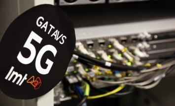 LMT un uzņēmums 'Mikrotīkls' sadarbosies 5G tehnoloģiju attīstībā