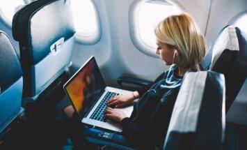 Pieci lidmašīnas 'ne' likumi: kādas rīcības izved no pacietības citus pasažierus