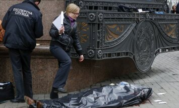 Voroņenkova slepkavību Ukrainā pasūtījis 'krievu pasaules kriminālais karalis'
