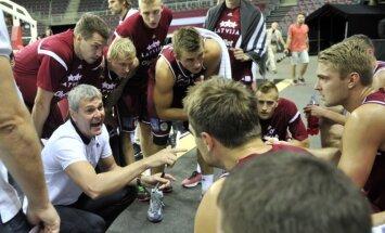 Порзиньгис и Бертанс в списке кандидатов в сборную Латвии перед ЧЕ