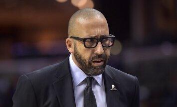 Fizdeils izaicina Porziņģi kļūt par NBA sezonas vērtīgāko spēlētāju
