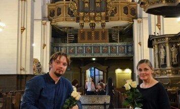 Diriģents Rubiķis un orķestris 'Rīga' Doma baznīcā atskaņos programmu 'Bahs, Respīgi, Ravēls'