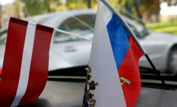 Uz Latviju netikušais Krievijas ideologs sanāksmi Rīgā aizvada videotiešraidē