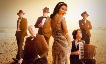 Aija Vītoliņa un 'Tango Sin Quinto' aicina uz koncertprogrammu 'Atgriezties dienvidos'