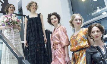 Весна и цветочная феерия в модном показе от магазина Kabuki