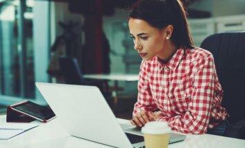 Piecas kļūdas, kuras darbā labāk nepieļaut