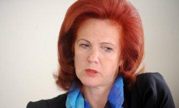 Āboltiņa noliedz savu saistību ar politisko spiedienu pret 'Latvijas Avīzi'