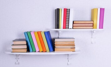 Noputējušas grāmatas – kā tīrīt literatūras plauktus