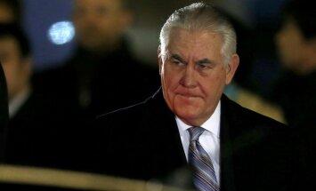 NYT: Трамп нашел замену госсекретарю Тиллерсону