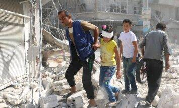 Rinkēvičs: situācija Sīrijā būtu jāizskata Starptautiskajā krimināltiesā