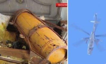Video: Medijs ar Krievijas propagandas kadriem pierāda, ka Dumas ķīmiskais uzbrukums notika