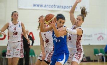 'Cēsu' basketbolistes garantē uzvaru Latvijas un Igaunijas apvienotā čempionāta regulārajā sezonā