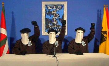 Basku 'Eta' atvainojas visiem viņu teroraktos cietušajiem