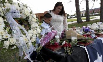 Teksasas vidusskolas apšaudes rīkotājs apzināti 'saudzējis dažus upurus'