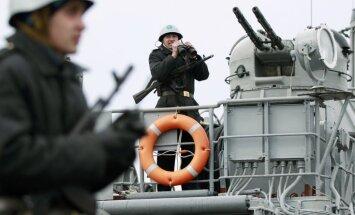 Ja Krievija sāks militāras darbības, Ukrainas armija izmantos ieročus, paziņo vicepremjers