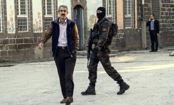 Turcijā pirms Putina, Obamas un citu valstu līderu vizītes aiztur, iespējams, 'Islāma valsts' kaujinieku