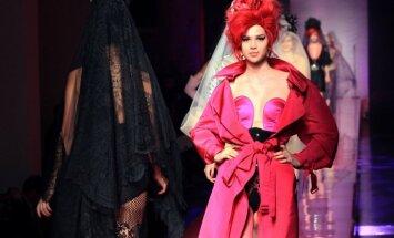 Eimija Vainhausa, Parīzes modes nedēļa, Žans-Pols Gotjē, augstā mode