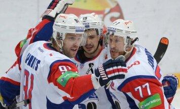 Miķeļa Rēdliha un Sprukta 'Lokomotiv' gāž no troņa Maskavas 'Dinamo'