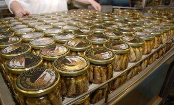 Nav cerību uz Krievijas tirgus atvēršanos Latvijas zivrūpnieku produkcijai, uzskata 'Gamma-A'