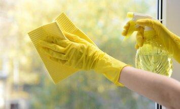 Nepareiza logu mazgāšana – kļūdas, kuras nevajadzētu pieļaut