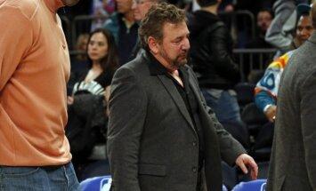 'Knicks' īpašnieks: Porziņģis ir lielisks spēlētājs, komanda ir jābūvē ap viņu