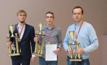 Par Latvijas čempionu negaidīti kļūst starptautiskais meistars Arturs Bernotas
