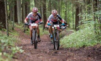 'Vivus.lv' MTB maratona Pļaviņu posmā noskaidros Latvijas čempionus