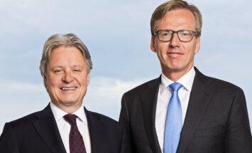 'Nordea' grupā ieceļ jaunu vadību