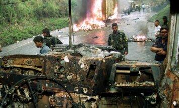 Foto: 50 gadi ar ieročiem par marksisma-ļeņinisma idejām – FARC