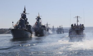 Ukrainas izlūki: Sevastopolē no Sīrijas nogādāti 26 krievu karavīru līķi