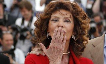ФОТО: А вы можете поверить, что Софи Лорен 79? Мы - нет