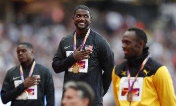 IAAF sezonas labāko vieglatlētu nominācijā neiekļauj pasaules čempionu 100 m sprintā